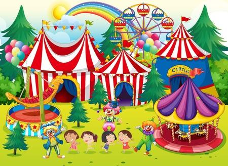 פעילות אתגר ודוכני יצירה לילדים