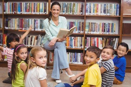 ספרייה ניידת ושעת סיפור